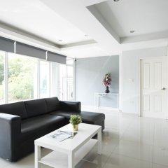 Апартаменты Nw Apartment Lasalle 59 Бангкок комната для гостей фото 4