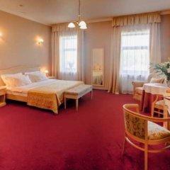 Бизнес-отель Купеческий 4* Стандартный номер разные типы кроватей фото 10