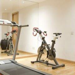 Отель Gran Derby Suites Испания, Барселона - отзывы, цены и фото номеров - забронировать отель Gran Derby Suites онлайн фитнесс-зал фото 2