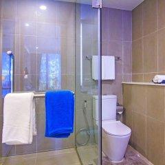 Отель Oceanstone 604 ванная