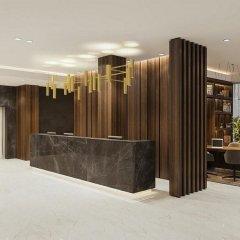 AC Hotel by Marriott Riga интерьер отеля