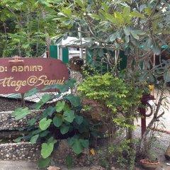 Отель The Cottage @ Samui Таиланд, Самуи - отзывы, цены и фото номеров - забронировать отель The Cottage @ Samui онлайн спортивное сооружение