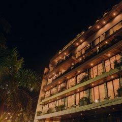 Отель Calixta Hotel Мексика, Плая-дель-Кармен - отзывы, цены и фото номеров - забронировать отель Calixta Hotel онлайн вид на фасад