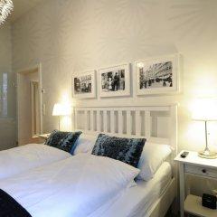 Апартаменты Leuhusen Nuss Apartments Вена комната для гостей фото 4