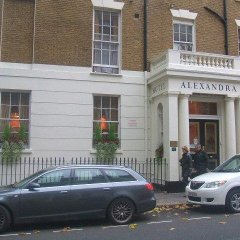 Отель Alexandra Hotel Великобритания, Лондон - 2 отзыва об отеле, цены и фото номеров - забронировать отель Alexandra Hotel онлайн парковка