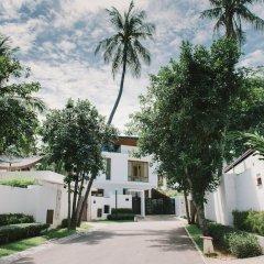 Отель Pranaluxe Pool Villa Holiday Home Таиланд, Пак-Нам-Пран - отзывы, цены и фото номеров - забронировать отель Pranaluxe Pool Villa Holiday Home онлайн парковка