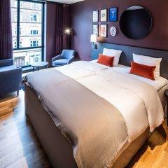 Отель Scandic Falkoner комната для гостей фото 5