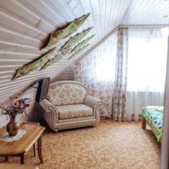 Гостиница Ведмежий Двир с домашними животными
