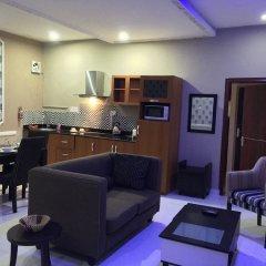 Отель Millennium Apartments Нигерия, Лагос - отзывы, цены и фото номеров - забронировать отель Millennium Apartments онлайн интерьер отеля фото 2