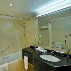 Отель City Seasons Hotel Al Ain ОАЭ, Эль-Айн - отзывы, цены и фото номеров - забронировать отель City Seasons Hotel Al Ain онлайн ванная фото 2