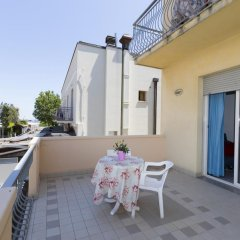 Отель Giannella Римини балкон