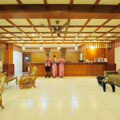 Отель Baumancasa Beach Resort интерьер отеля фото 3
