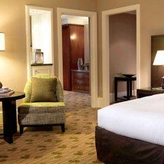 Renaissance Brussels Hotel Брюссель комната для гостей