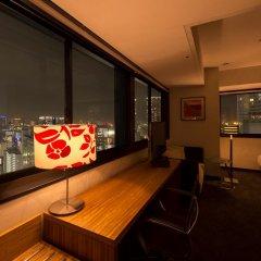 Отель Villa Fontaine Tokyo-Tamachi Япония, Токио - 1 отзыв об отеле, цены и фото номеров - забронировать отель Villa Fontaine Tokyo-Tamachi онлайн гостиничный бар