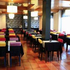 Отель Caldas Internacional Калдаш-да-Раинья питание фото 3