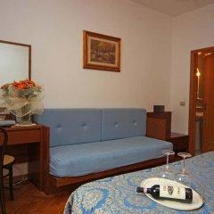 Hotel Archimede Реггелло комната для гостей