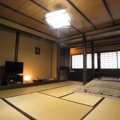Отель Yamanoyado Reisen Kannojigoku Ryokan Минамиогуни комната для гостей фото 3