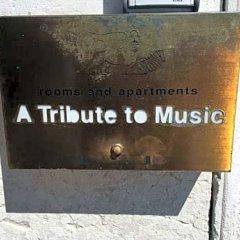 Отель A Tribute To Music Венеция парковка