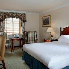 Macdonald Holyrood Hotel 4* Стандартный номер с разными типами кроватей фото 3