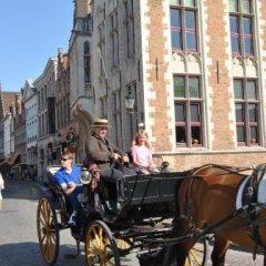 Отель Duc De Bourgogne Бельгия, Брюгге - отзывы, цены и фото номеров - забронировать отель Duc De Bourgogne онлайн фото 4
