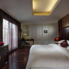 Отель Hanoi Boutique Hotel & Spa Вьетнам, Ханой - отзывы, цены и фото номеров - забронировать отель Hanoi Boutique Hotel & Spa онлайн сейф в номере