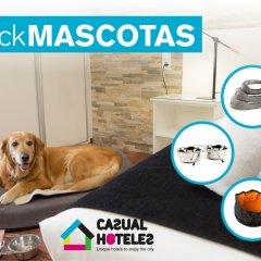 Отель Casual Vintage Valencia Испания, Валенсия - 3 отзыва об отеле, цены и фото номеров - забронировать отель Casual Vintage Valencia онлайн парковка