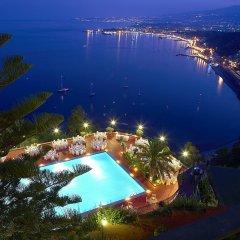 Villa Diodoro Hotel пляж