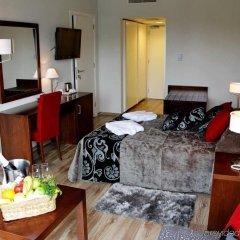 Отель Crystal Springs Beach Hotel Кипр, Протарас - 13 отзывов об отеле, цены и фото номеров - забронировать отель Crystal Springs Beach Hotel онлайн комната для гостей фото 4