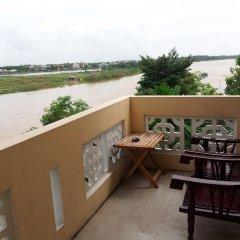 Отель Homeland River Homestay балкон