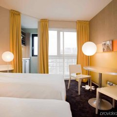 Отель Apparthotel Paris Boulogne Булонь-Бийанкур комната для гостей