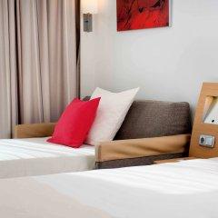 Отель Novotel Lyon Gerland Musée des Confluences комната для гостей фото 4