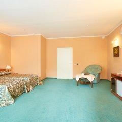 Гостиница Smolinopark комната для гостей фото 2