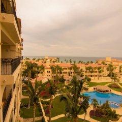 Отель Las Mananitas LM F4205 2 Bedroom Condo By Seaside Los Cabos Мексика, Сан-Хосе-дель-Кабо - отзывы, цены и фото номеров - забронировать отель Las Mananitas LM F4205 2 Bedroom Condo By Seaside Los Cabos онлайн балкон