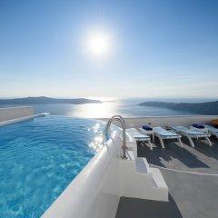 Отель Abyssanto Suites & Spa балкон