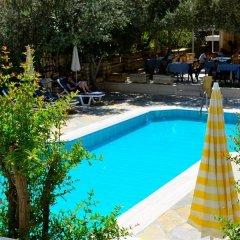 Hotel Dionysia Калкан бассейн фото 3