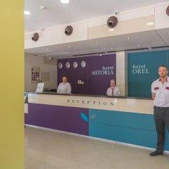 Отель Orel - Все включено Болгария, Солнечный берег - отзывы, цены и фото номеров - забронировать отель Orel - Все включено онлайн интерьер отеля