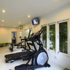 Отель Aonang Paradise Resort фитнесс-зал