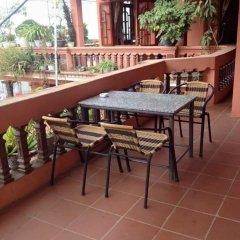 Отель Sapa Impressive Hotel Вьетнам, Шапа - отзывы, цены и фото номеров - забронировать отель Sapa Impressive Hotel онлайн балкон