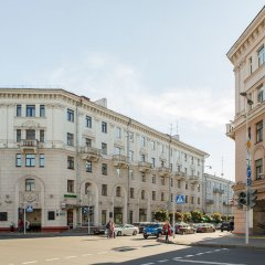 Апартаменты SutkiMinsk Apartment фото 7