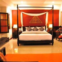 Отель Navatara Phuket Resort комната для гостей