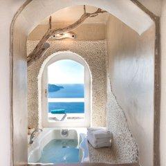 Отель Athermi Suites Греция, Остров Санторини - отзывы, цены и фото номеров - забронировать отель Athermi Suites онлайн ванная фото 2