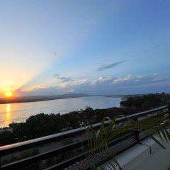Ayarwaddy River View Hotel балкон