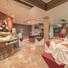 Отель Apartamentos Blau Parc Испания, Сан-Антони-де-Портмань - 1 отзыв об отеле, цены и фото номеров - забронировать отель Apartamentos Blau Parc онлайн питание