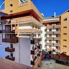 AYS Design Hotel Роза Хутор вид на фасад фото 2