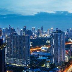 Отель Grand Mercure Fortune Бангкок балкон