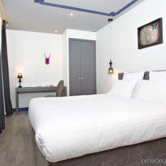 Hotel Mademoiselle Париж комната для гостей фото 3