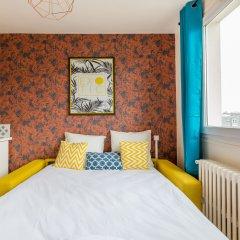 Отель WS Champs Elysees - Ponthieu Франция, Париж - отзывы, цены и фото номеров - забронировать отель WS Champs Elysees - Ponthieu онлайн комната для гостей фото 2