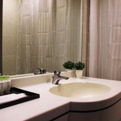 Al Khaleej Grand Hotel ванная