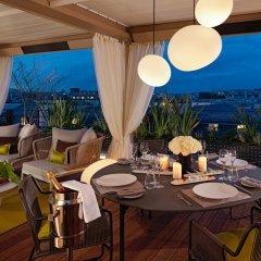 Отель Mandarin Oriental Paris балкон