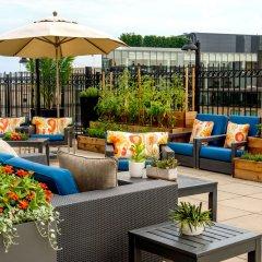 Отель Liaison Capitol Hill DC США, Вашингтон - отзывы, цены и фото номеров - забронировать отель Liaison Capitol Hill DC онлайн бассейн фото 2